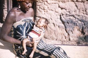 Fulani twin